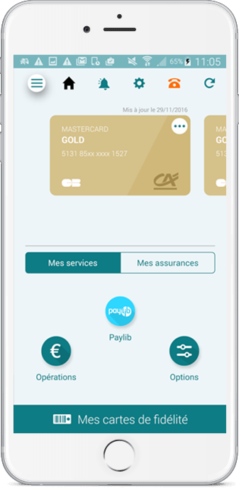Phone Ma Carte